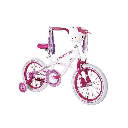 "Girls' 16 Inch Hello Kitty Bike - Dynacraft - Toys ""R"" Us"