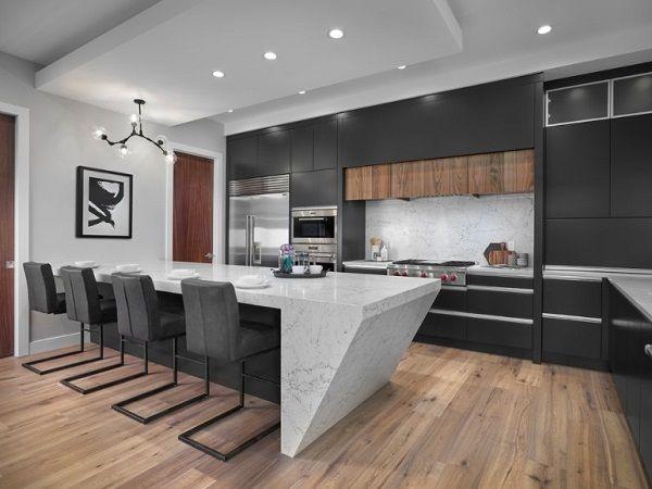 Top Kitchen Design Trends 2020 Top Kitchen Designs Kitchen Design Decor Interior Design Kitchen