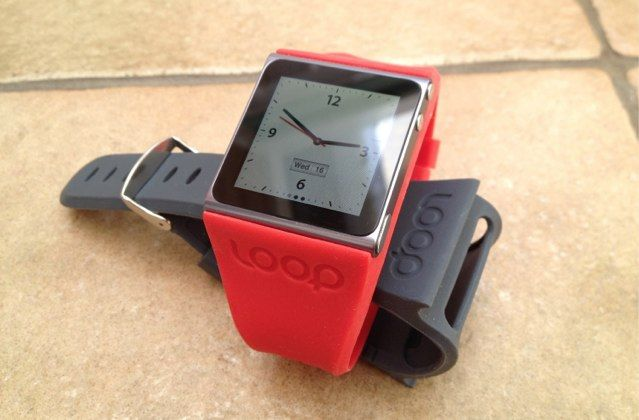 iPod nano watch. Wish list.