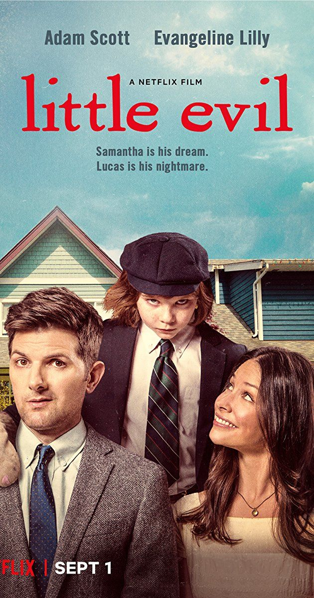 """Directed by Eli Craig.  With Evangeline Lilly, Adam Scott, Kyle Bornheimer, Sally Field. Gary, who has just married Samantha, the woman of his dreams, discovers that her six-year-old son may be the Antichrist. """"Hilarious twist on The Omen franchise. Really enjoyed"""""""