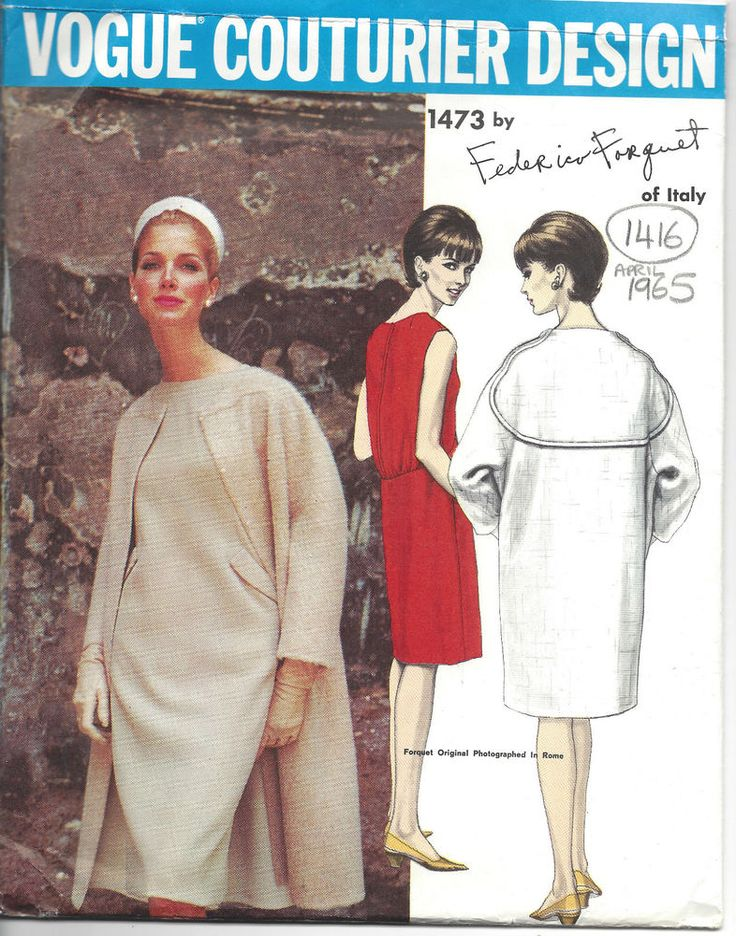 Contemporary Vogue Sewing Patterns Uk Picture Collection - Easy ...