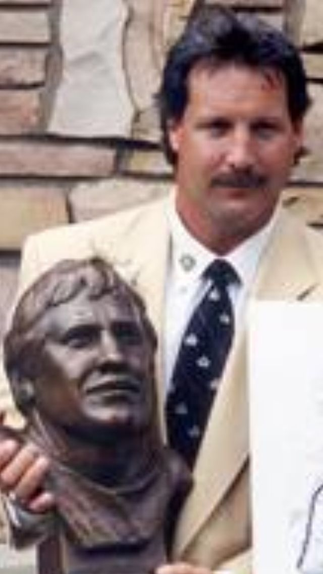 Larry White - Hall of Fame - Dallas Cowboys
