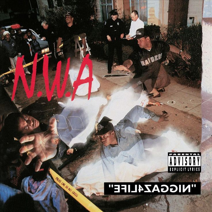 N.W.A - Niggaz4life [Explicit Lyrics] (CD)