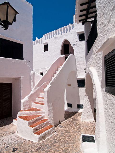 Binibeca, Menorca, Balearic Islands