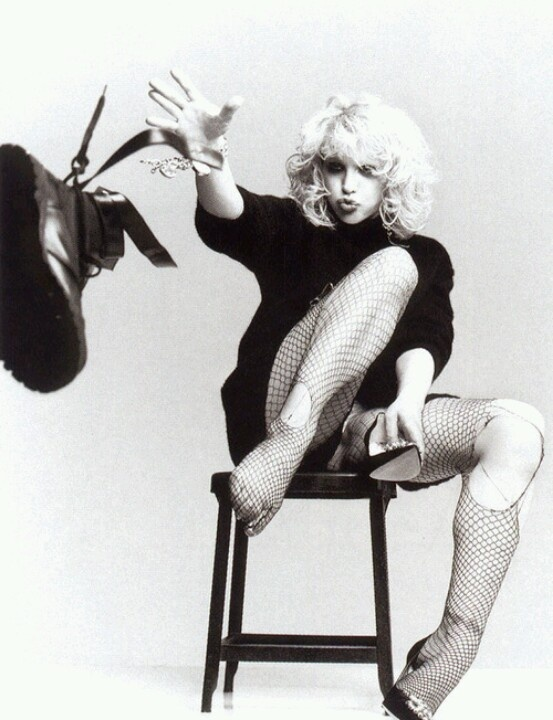 Probably not the best person to idolize but.......whatever <3 Nancy Spungen