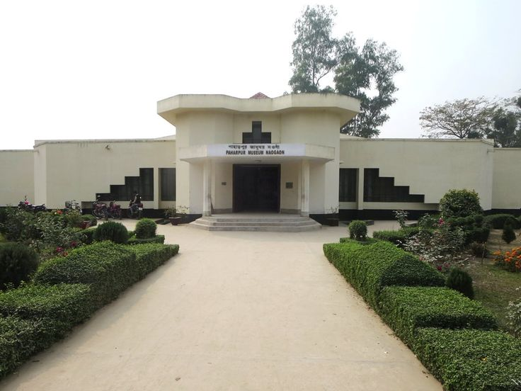 The Paharpur Bihar Museum in Naogaon District, Bangladesh, contains a good collection of Buddhist statuary.