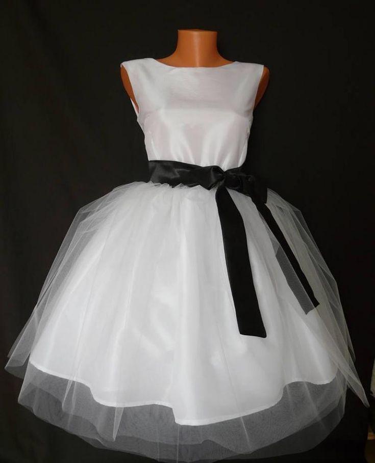 Sashe- Svadobné jednoduché šaty