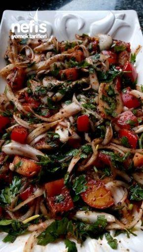 Soğan Salatasi