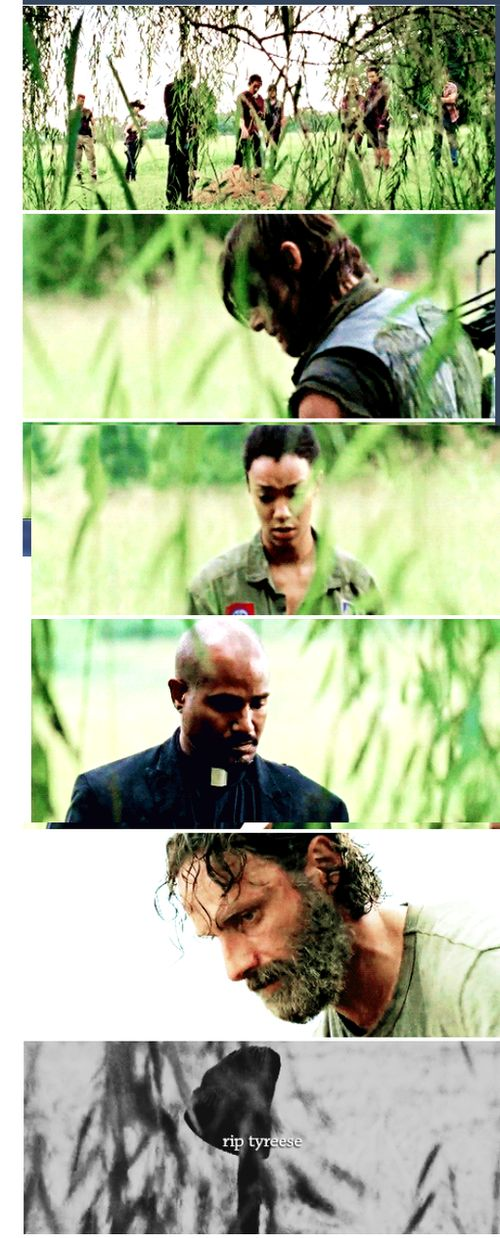 """The Walking Dead 5x9  """"What Happened and What's Going On."""""""