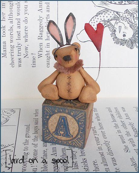 I wanna be a rabbit-bear!