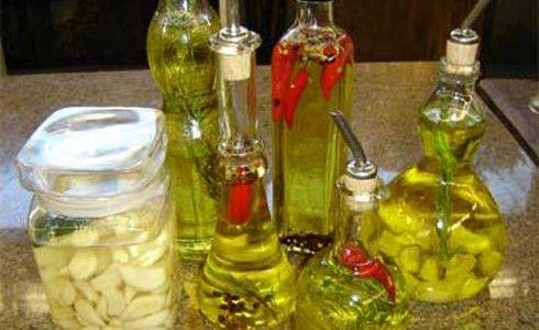 Como fazer azeite aromatizado   Receitas Supreme