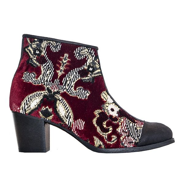 #COCO #Buty damskie  #tkanina  #skóra  #2016 #serafin  #serafinshop  #botki #women shoes   #fabric  #skin #2016 #serafinshop  #booties #carpet