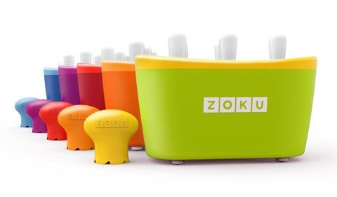 Zoku Quick Pop Maker #limetreekids Awesome for summer and keeping the little ones cool
