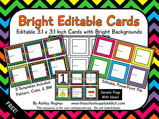 1000 images about pre k clipart on pinterest around for Blank task card template
