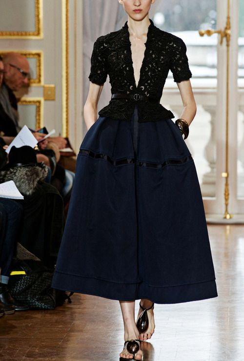 Christophe Josse Couture Spring 2013