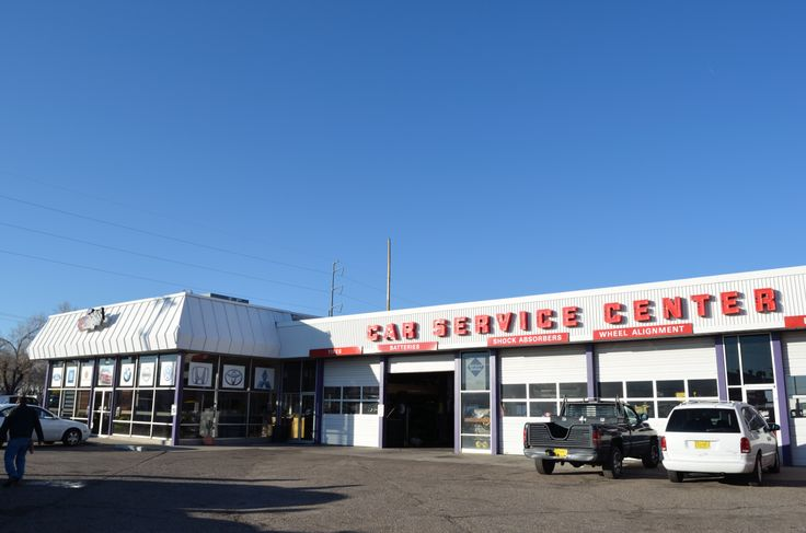 Car Repair Albuquerque