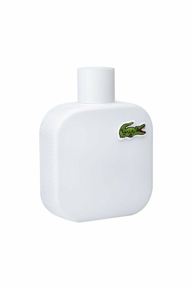 Eau De Lacoste L.12.12 Pure White 3.3Oz Spray : Men's
