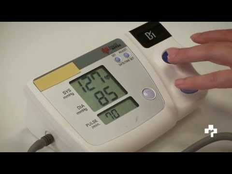 Medir correctamente la tensión arterial -  Es importante que nos tomemos periódicamente la TA para detectar si somos o no hipertensos. Las recomendaciones son hacerlo  al menos 1 vez cada 4 años entre los 14 y los 45 años y posteriormente cada 2 años salvo que detectemos que tenemos la TA alta, momento a partir del cual deberemos hac... - #Spanish