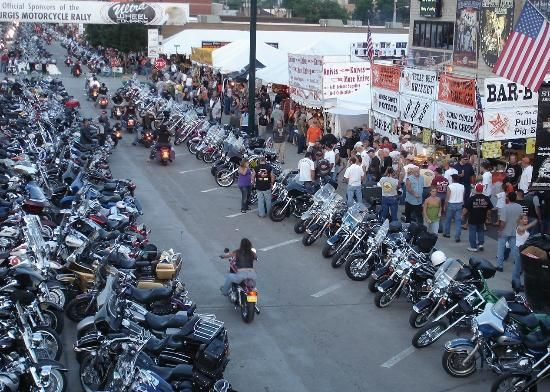 images of Sturgis , Ok | Sturgis Photo: the rally august 6th 2012