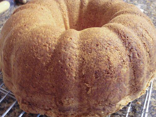 Recipe buttermilk pound cake paula deen