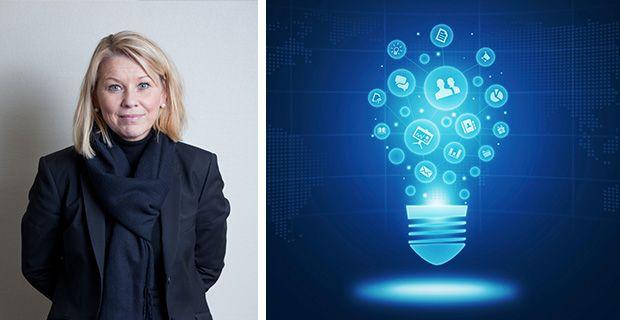 Regjeringen som satser p� innovasjon og nytenkning