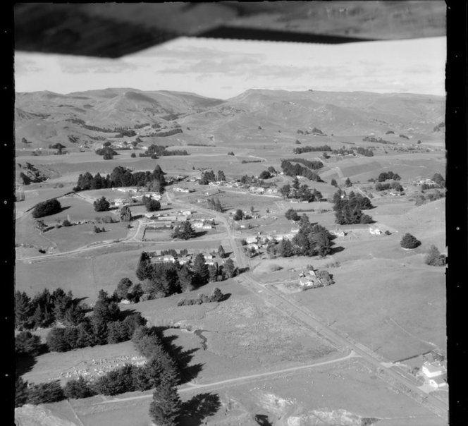 Ormondville, Tararua District