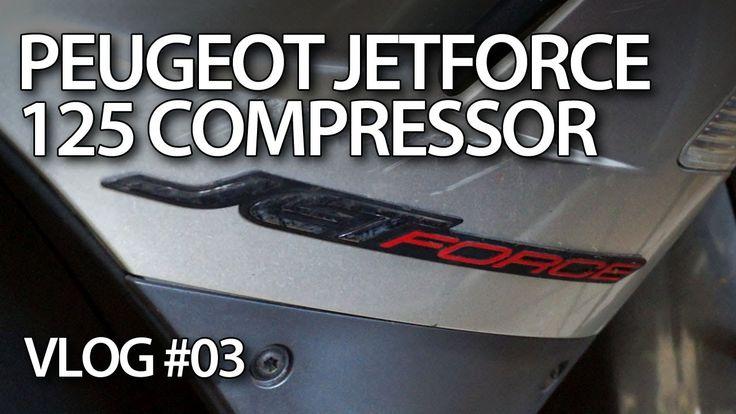 Saving #Peugeot #JetForce Compressor motorbike - mr-fix #VLOG E03