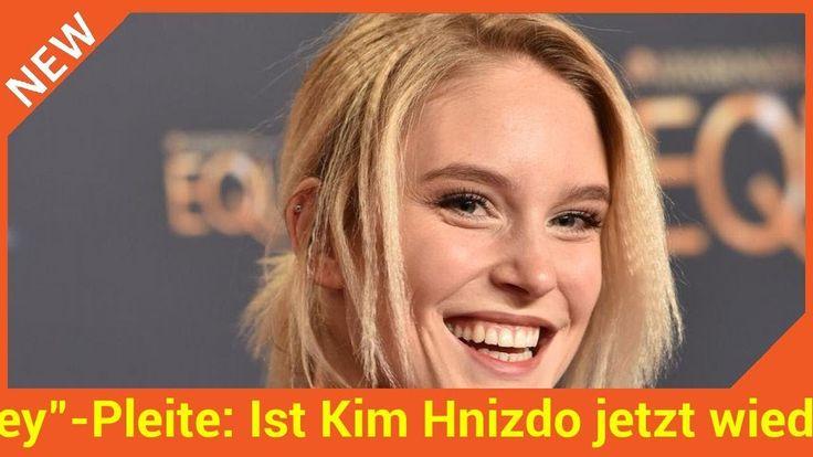 """Ob sich da etwas anbahnt? 2016 nahm Kim Hnizdo (21) an Germany's next Topmodel teil und sorgte für mächtig Schlagzeilen. Und das nicht nur weil sie die Show souverän gewann sondern auch wegen ihres damaligen Freundes Alexander Keen (34) der die Zuschauer und Modelmama Heidi Klum (44) ganz schön nervte. Noch während der Staffel trennte sich Kim von ihrem """"Honey"""". Jetzt heizt das Model mit einem neuen Bild die Gerüchteküche an: Hat sich Kim nach dem Split von Honey wieder neu verliebt?…"""