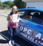 Congratulations to Shanice Lipscombe of Rochester Kent who passed her practical driving test first time with our driving instructor Liz Downey.   Shanice Passed her driving test at the Gillingham Driving test centre.   Now getting around and visiting friends will be so much easier, and no more having to walk anywhere   Well done Shanice this should make a massive difference to you and will give you that all important independence.   All the best for the future from your driving instructor…
