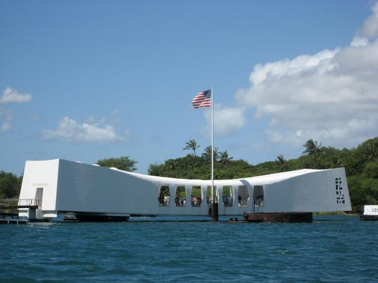 Pearl Harbor Oahu Hawaii Favorite Places & Spaces
