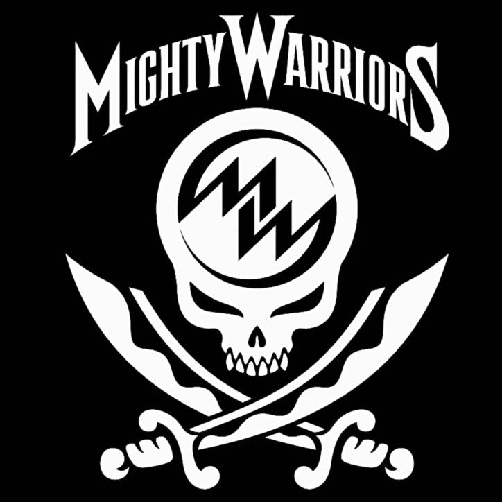 Mighty Warriors Desain Karakter Jepang Desain