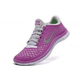 Nike Free 3.0 V4 Damesko Lilla Grå | Nike sko billig | Nike sko tilbud | kjøp Nike sko på nett | Ovostore.com