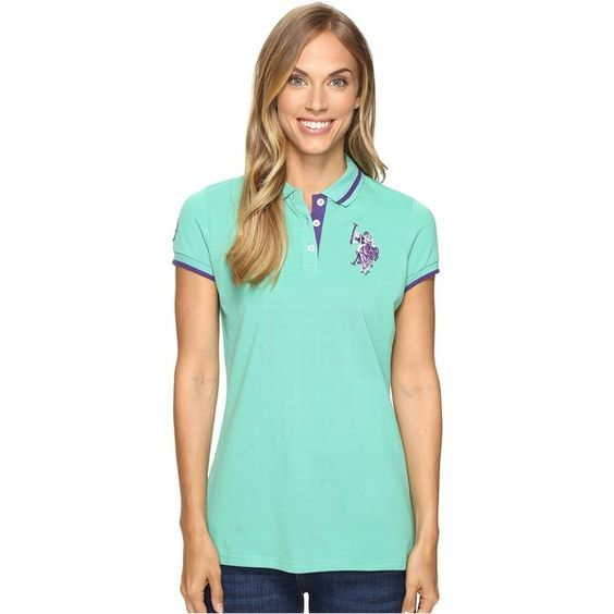 Best 10  Polo shirt women ideas on Pinterest | Polo shirt style ...