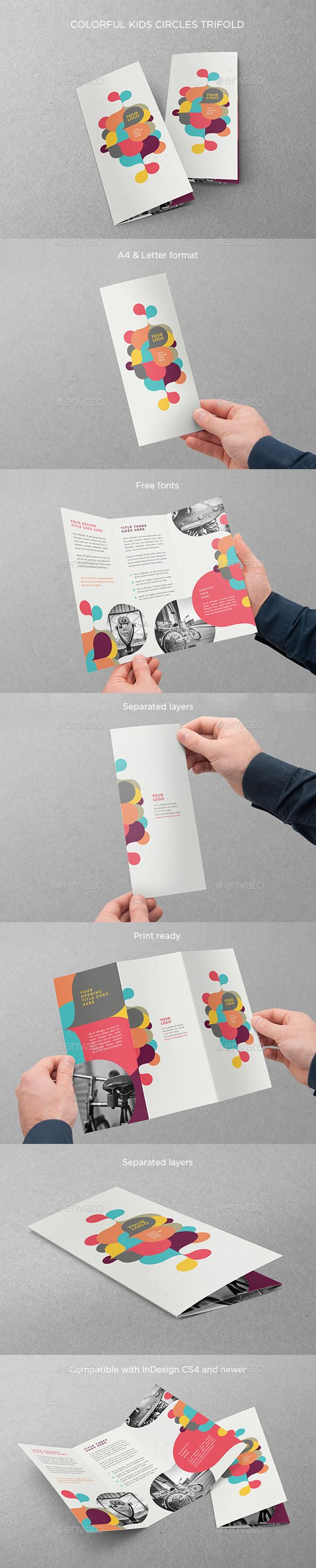 Best Brochure Design Ideas On Pinterest Brochure Layout - Brochure template ideas