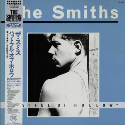 """vinyloid: """" The Smiths - Hatful Of Hollow (Japan) """""""
