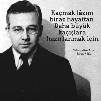Sabahattin Ali/ Sırça Köşk