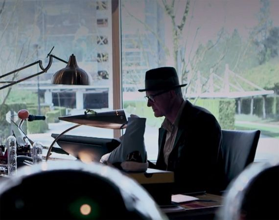 """Tinker Hatfield Profiled by Esquire's """"How I Rock It"""" 