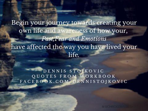 Dennis Stojkovic: Quotes from Workbook