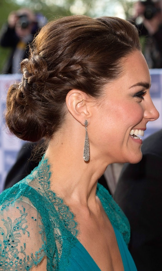Wedding Hairstyle Kate Middleton : 62 best wedding hair and make up images on pinterest
