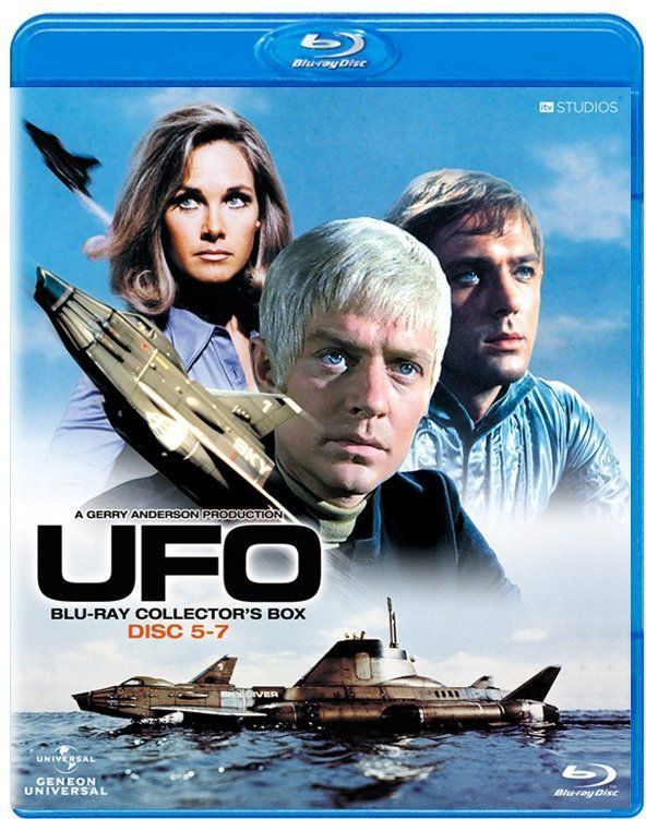UFO TV Series Cast | UFO TV series coming to Blu Ray!! 5th Dec 2012 -