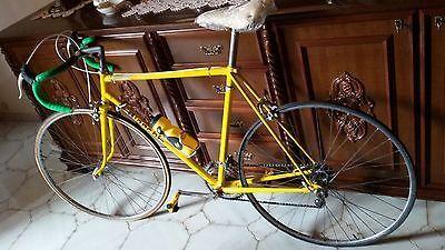 Bianchi bicicleta de carreras road bike eroica vintage racing record campagnolo