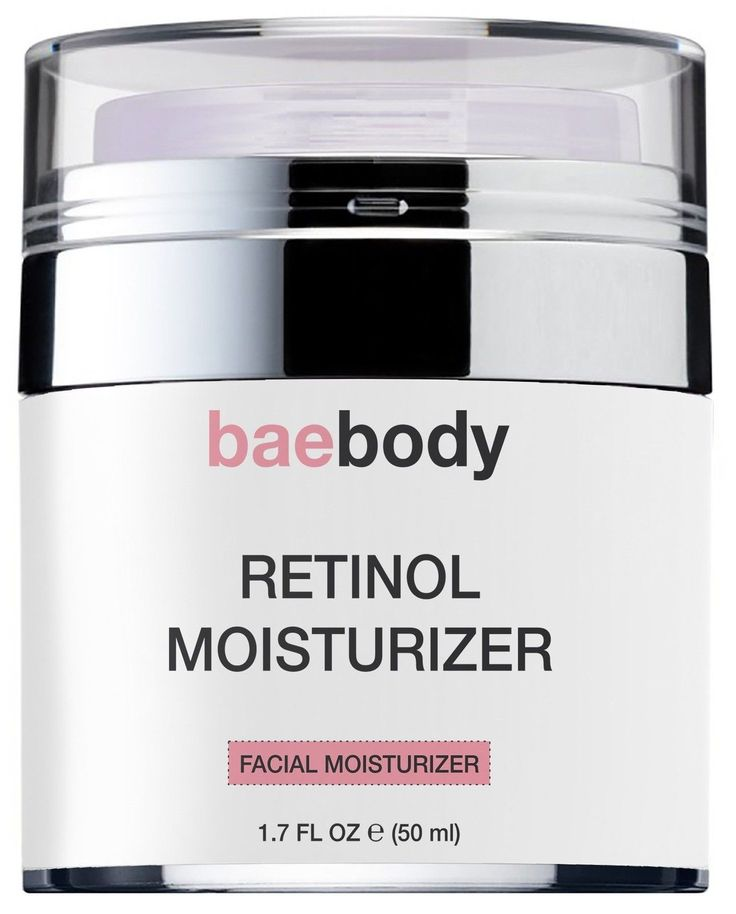 Baebody Retinol Moisturizer Cream for Face and Eye Area - With 2.5% Active Re...