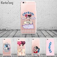 Cry Baby Melanie Martinez Phone Case For iPhone 5 5S SE 6 6S 6Plus 7 7Plus…