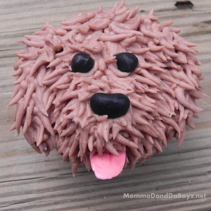 Puppy Dog Cupcakes MommaDandDaBoyz.net