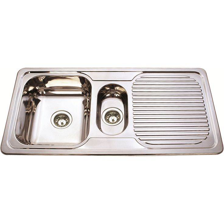 Kitchen Sink /Project Sink Insert 500x1020mm 1.5 B 1D