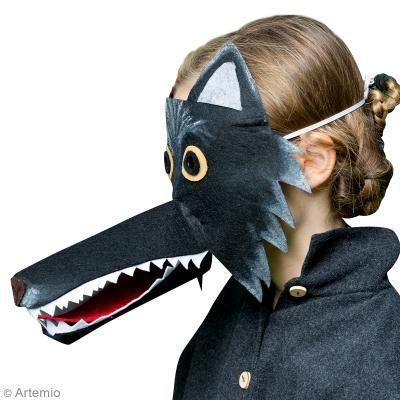Les 25 meilleures id es de la cat gorie masque loup sur pinterest masques masque venise et - Masque loup a imprimer ...