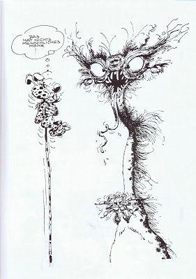 • Franquin // Idées noires