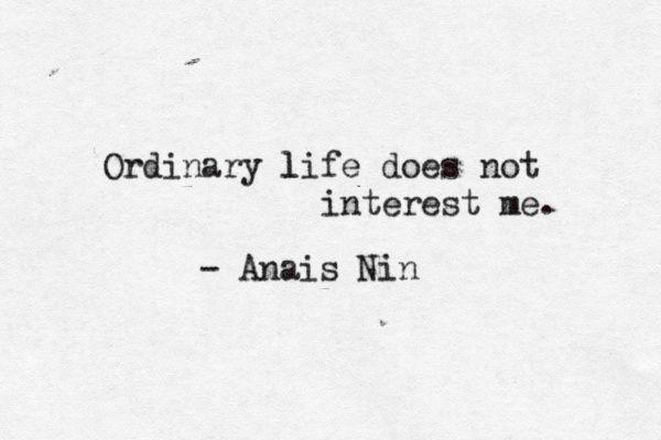 Anais Nin ❤