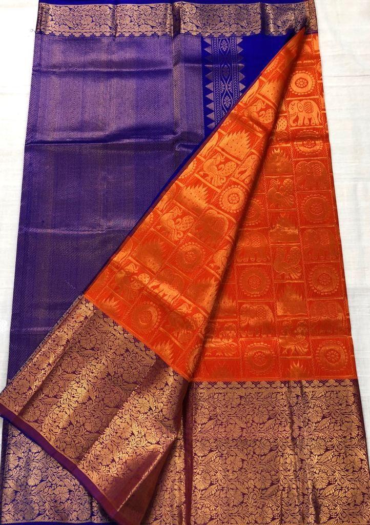 1a2cb635c1 slokaonline.com-Buy Latest Kanchi Pattu Sarees Online in India, Buy Kanchipuram  Silk