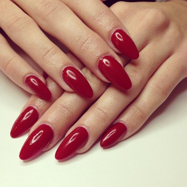 Red Stiletto Nails: Best 25+ Red Stiletto Nails Ideas On Pinterest